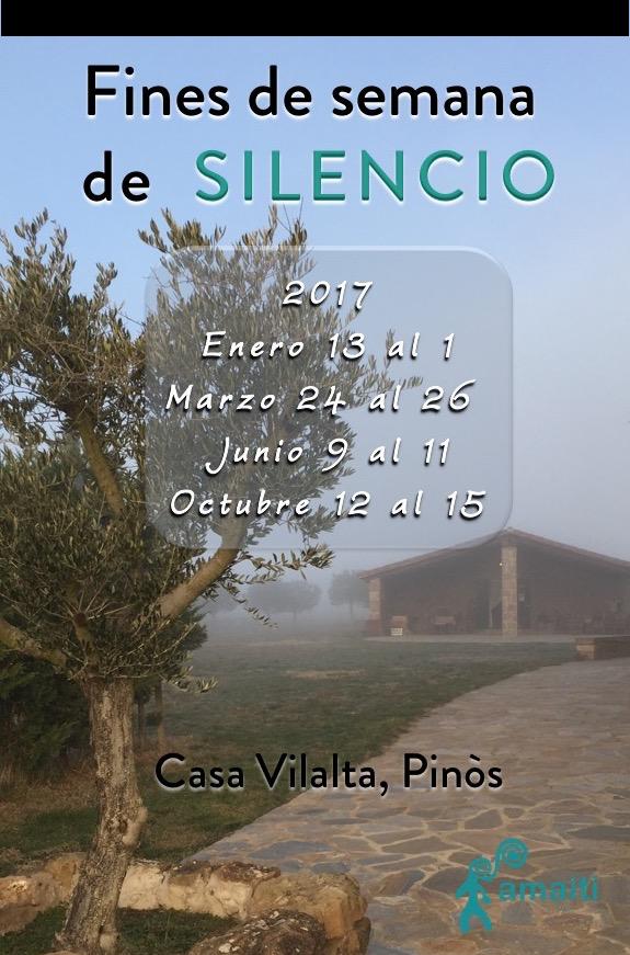 CALENDARIO SILENCIOS 2017